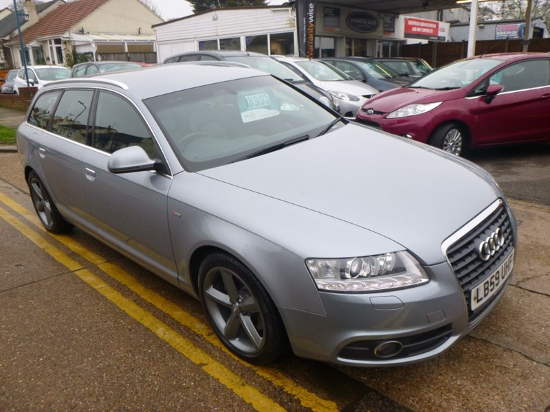 used Audi A6 TDI E S LINE in Essex