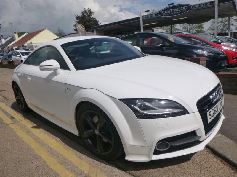 used Audi TT TDI QUATTRO S LINE in Essex