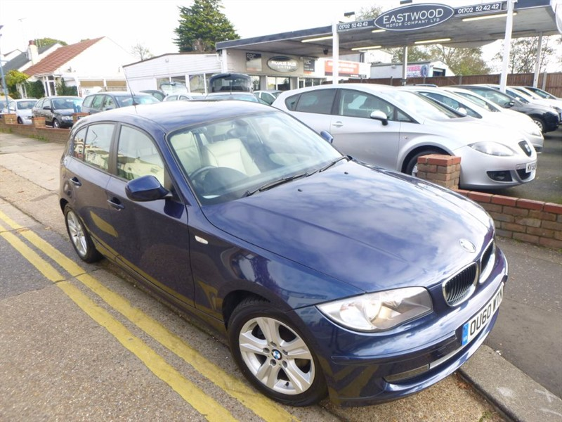 used BMW 118d SE in Essex
