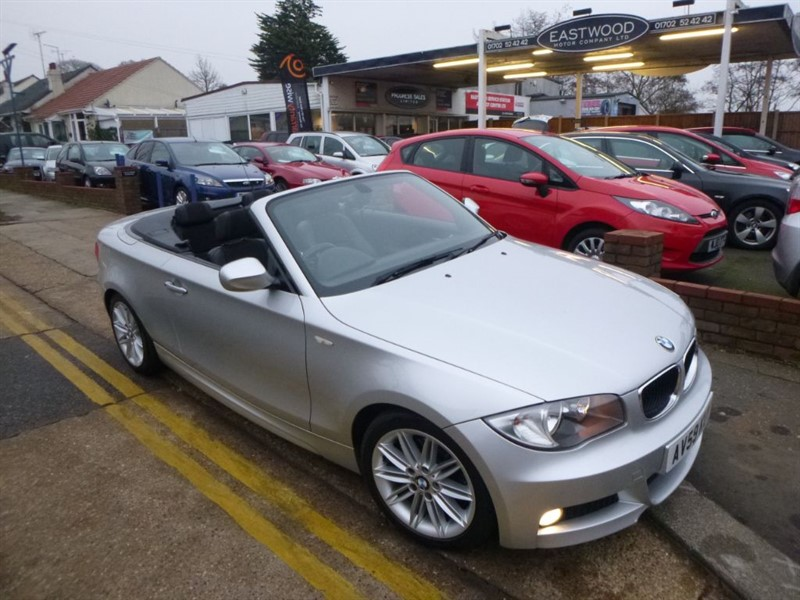 used BMW 118i M SPORT in Essex