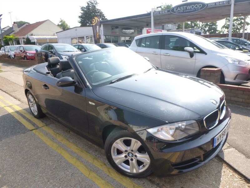used BMW 118i SE in Essex