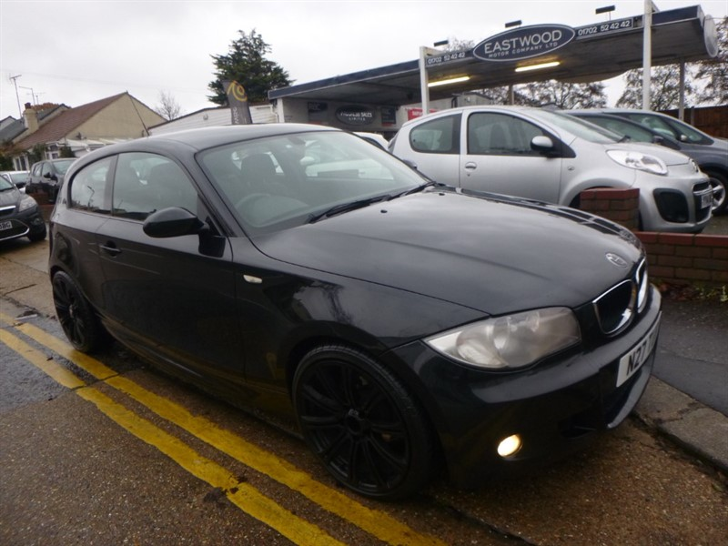 used BMW 116i M SPORT in Essex