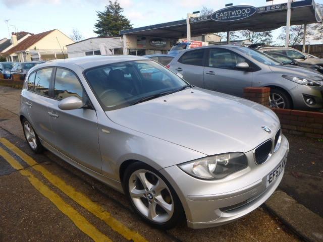 used BMW 116i ES in Essex