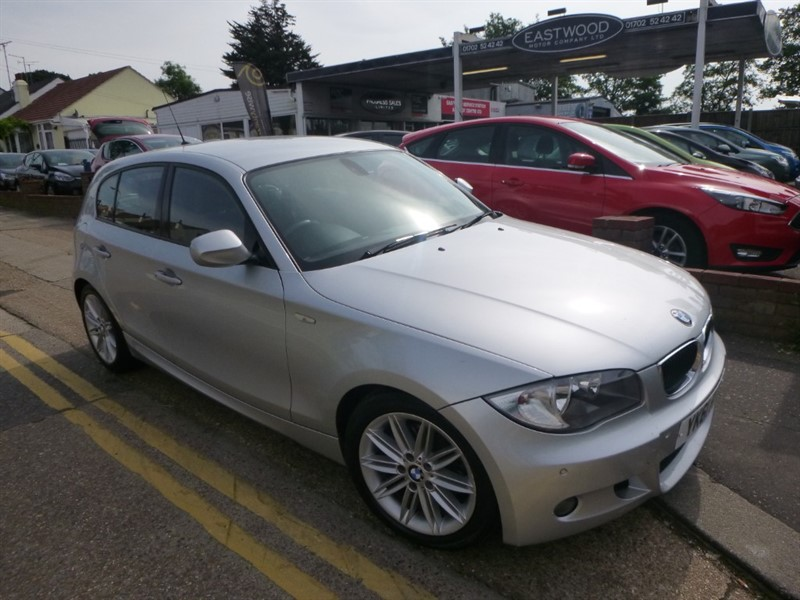 used BMW 118d M SPORT in Essex