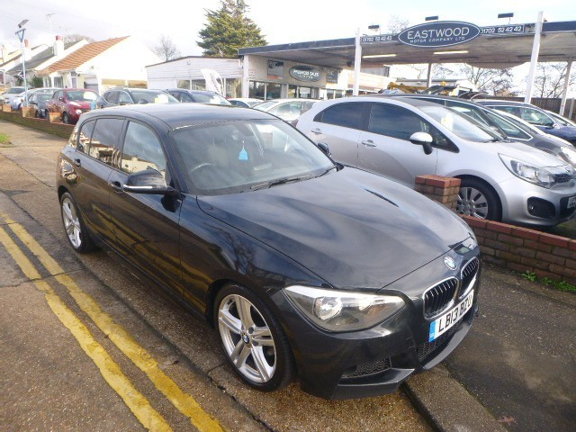 used BMW 120d M SPORT in Essex