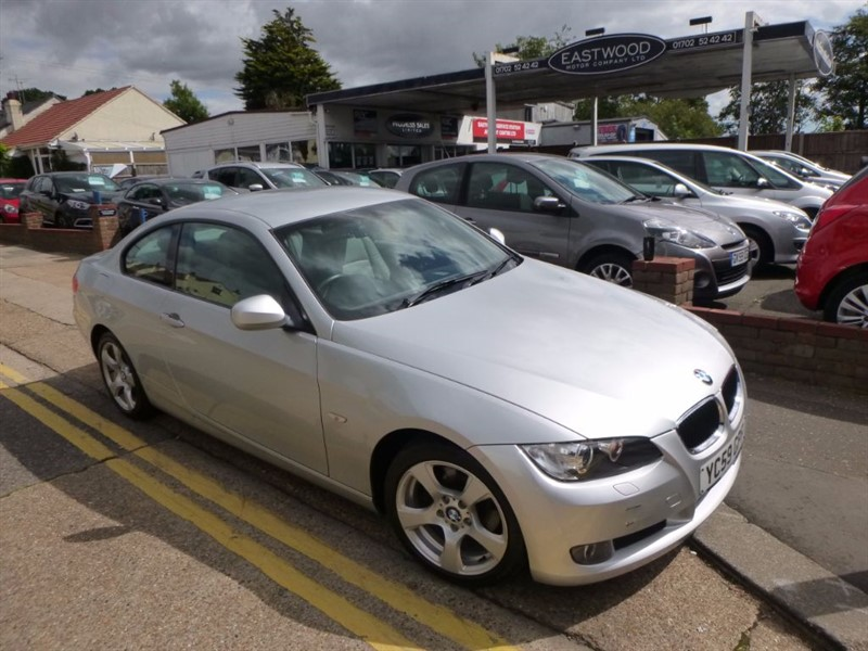 used BMW 320d SE in Essex