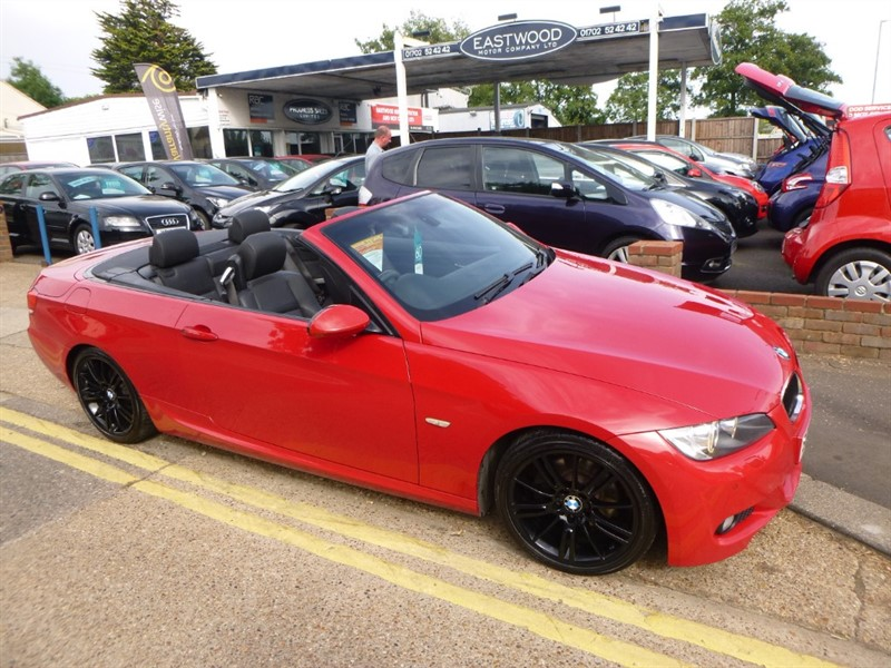 used BMW 320d M SPORT in Essex
