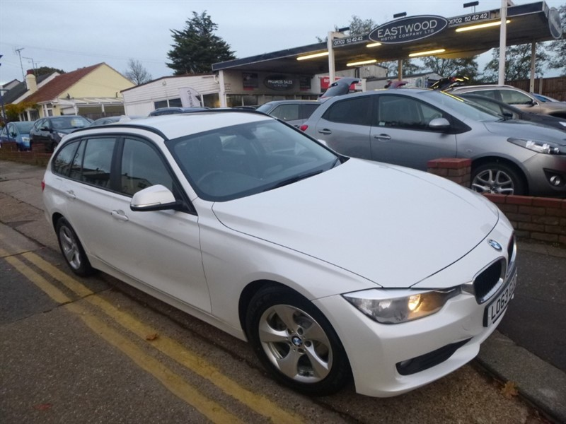 used BMW 320d EFFICIENTDYNAMICS TOURING in Essex