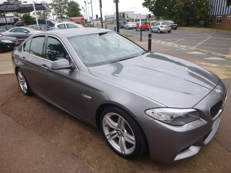 used BMW 520d M SPORT in Essex