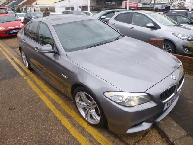 used BMW 530d M SPORT in Essex