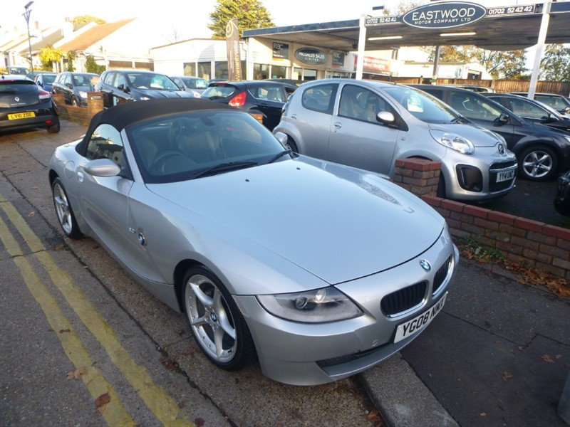 used BMW Z4 SPORT ROADSTER E4 in Essex