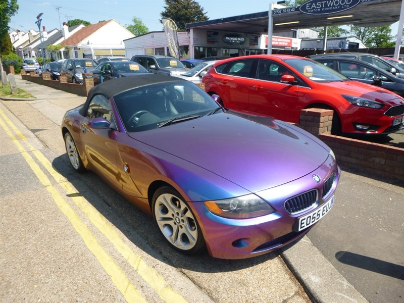 used BMW Z4 SE ROADSTER in Essex