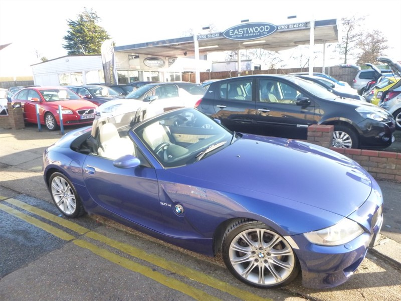 used BMW Z4 SI SPORT ROADSTER E4 in Essex
