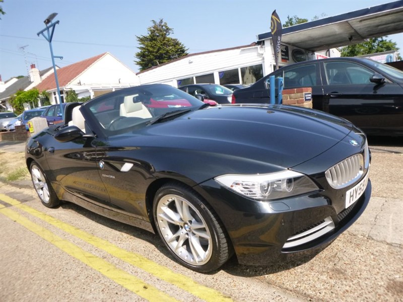 used BMW Z4 S DRIVE 3.5 I ROADSTER in Essex