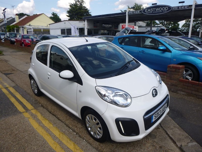 used Citroen C1 VTR in Essex