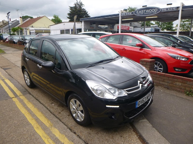 used Citroen C3 VTR PLUS in Essex