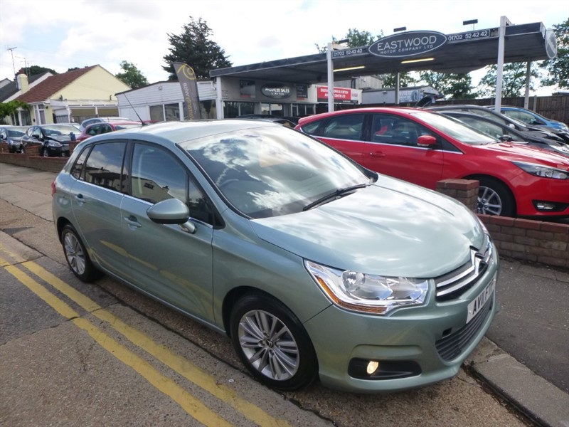 used Citroen C4 HDI VTR PLUS in Essex