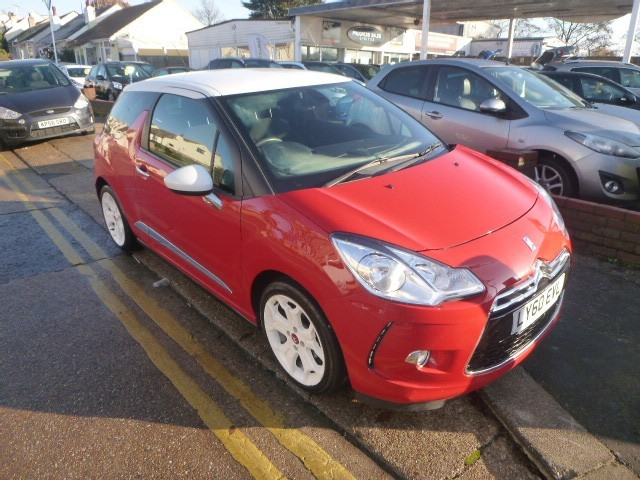 used Citroen DS3 HDI DSTYLE in Essex