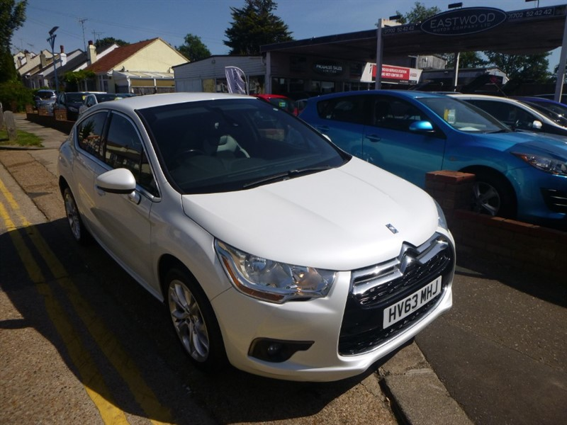 used Citroen DS4 E-HDI AIRDREAM DSTYLE in Essex