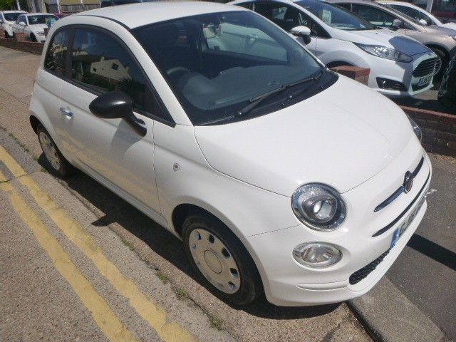 used Fiat 500 POP in Essex