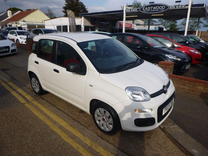 used Fiat Panda POP in Essex