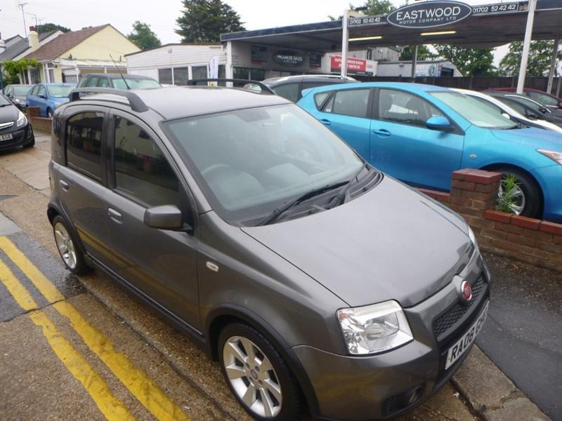 used Fiat Panda 100HP in Essex