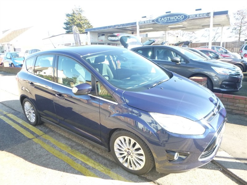 used Ford C-Max TITANIUM TDCI in Essex