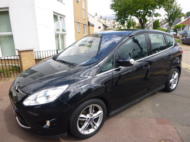 used Ford C-Max TITANIUM X TDCI in Essex