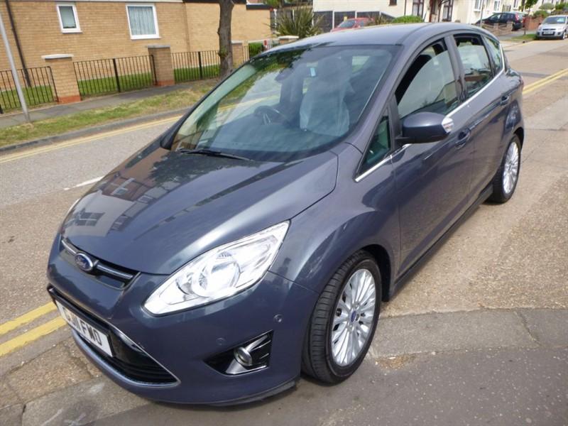 used Ford C-Max TITANIUM TDCI in Essex