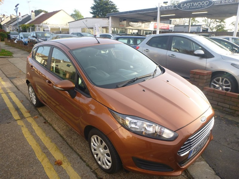 used Ford Fiesta STYLE in Essex