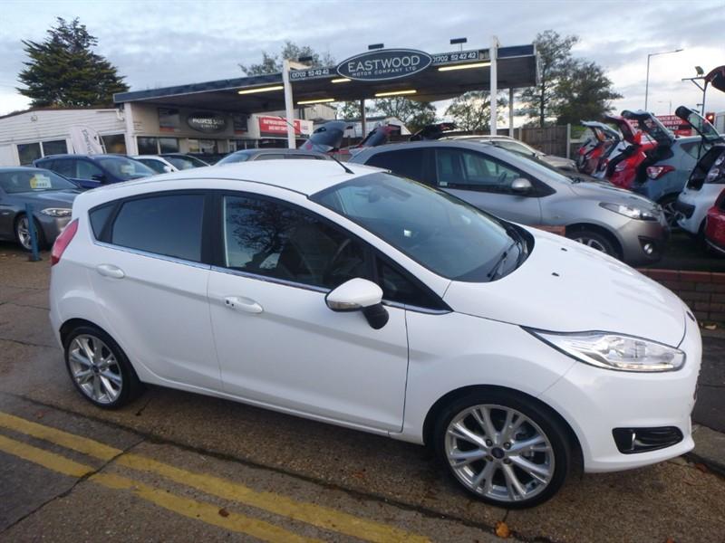 used Ford Fiesta TITANIUM X in Essex