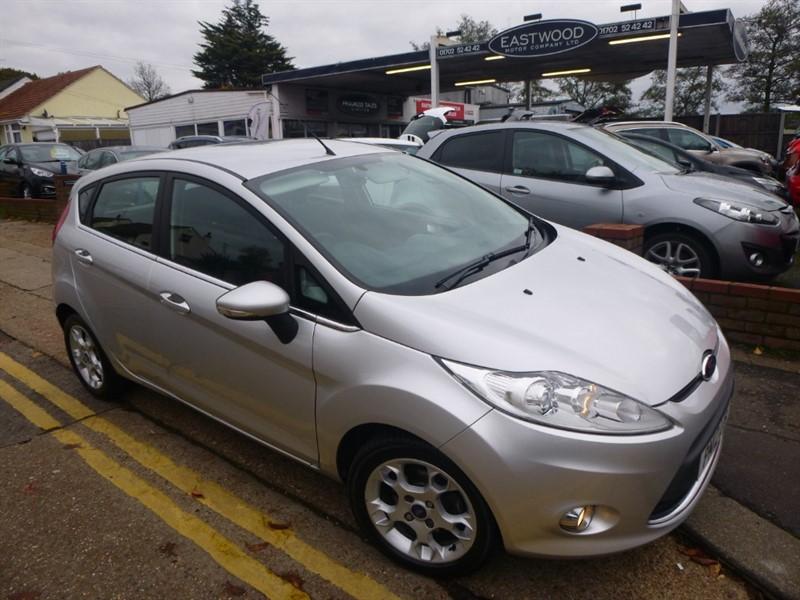 used Ford Fiesta ZETEC TDCI in Essex
