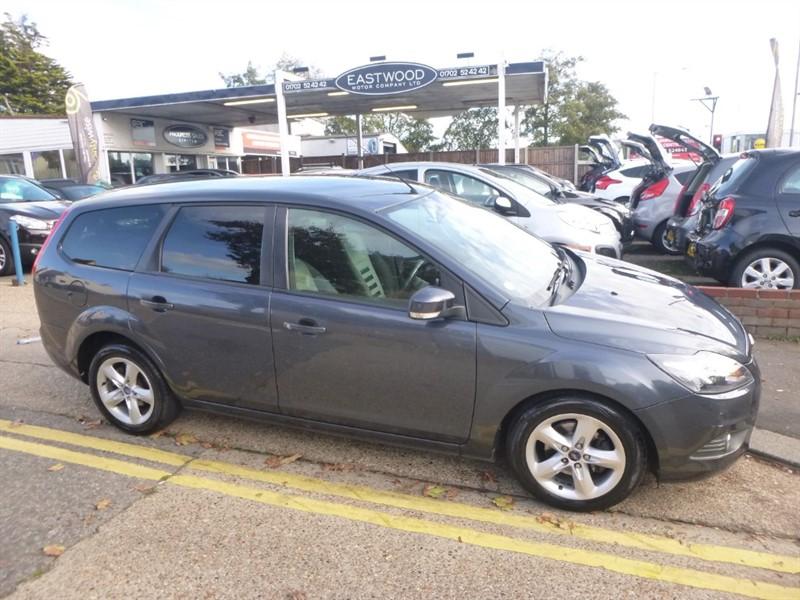 used Ford Focus ZETEC in Essex