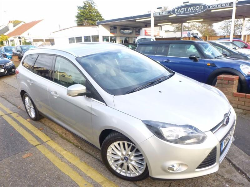used Ford Focus ZETEC TDCI in Essex
