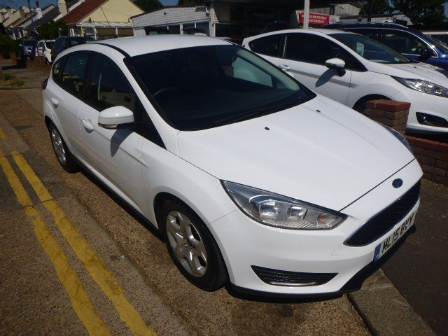 used Ford Focus STYLE TDCI in Essex
