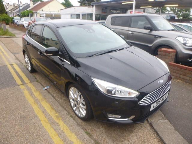 used Ford Focus TITANIUM X TDCI in Essex