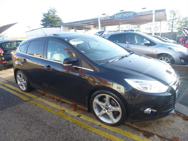 used Ford Focus TITANIUM X in Essex
