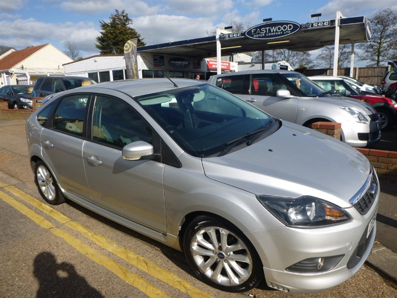 used Ford Focus ZETEC S in Essex