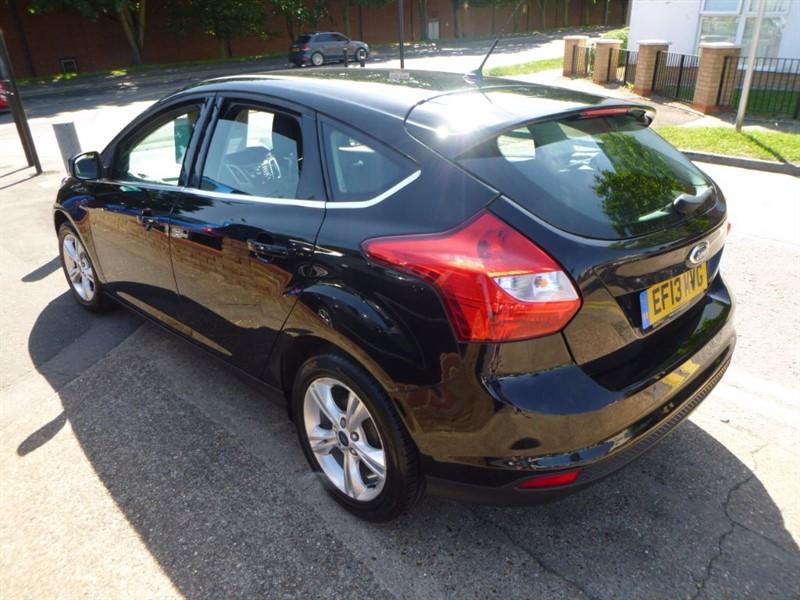 used Ford Focus ZETEC ECONETIC TDCI in Essex