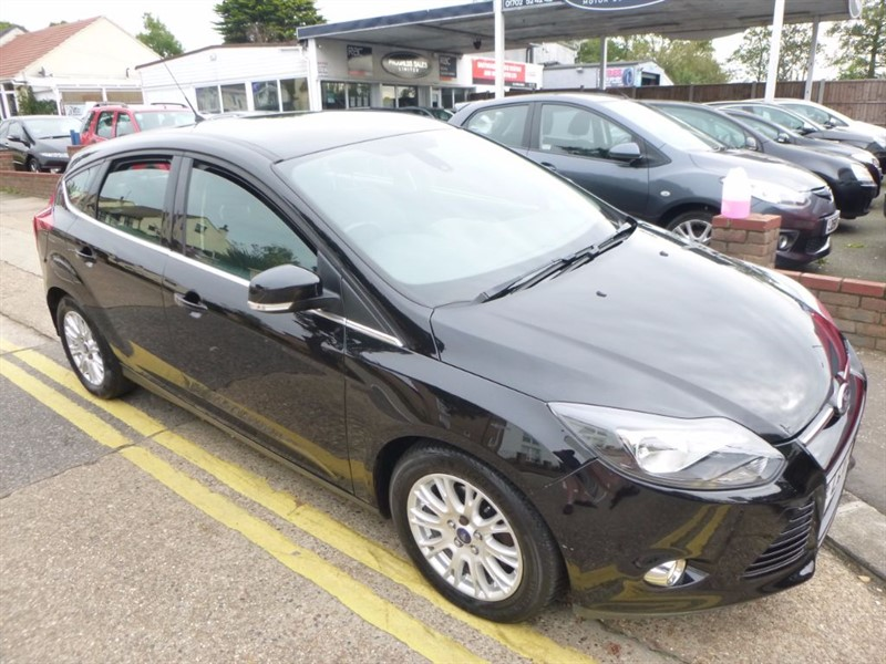 used Ford Focus TITANIUM TDCI 115 in Essex
