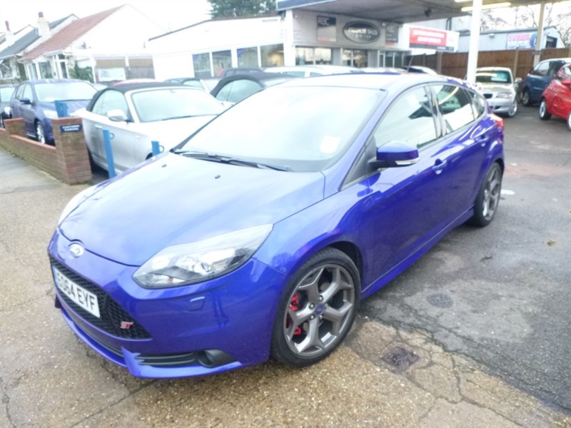 used Ford Focus ST-3 in Essex