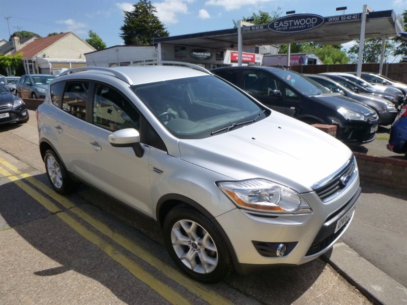 used Ford Kuga ZETEC TDCI 2WD in Essex