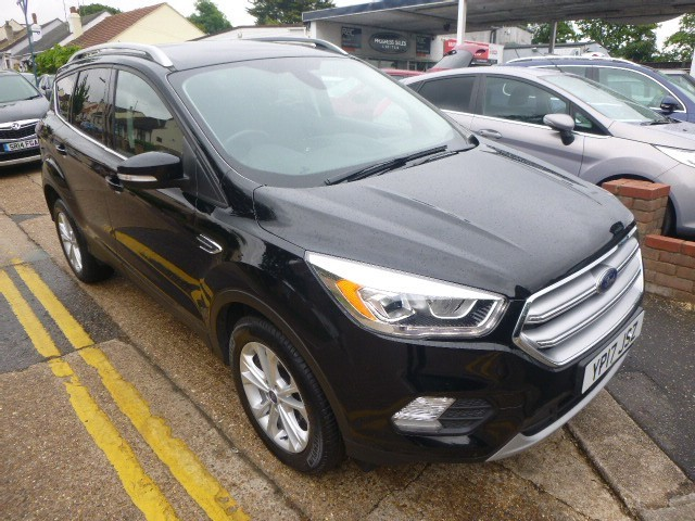 used Ford Kuga TITANIUM TDCI in Essex