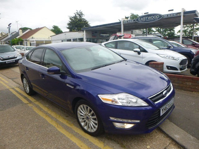 used Ford Mondeo ZETEC BUSINESS EDITION TDCI in Essex