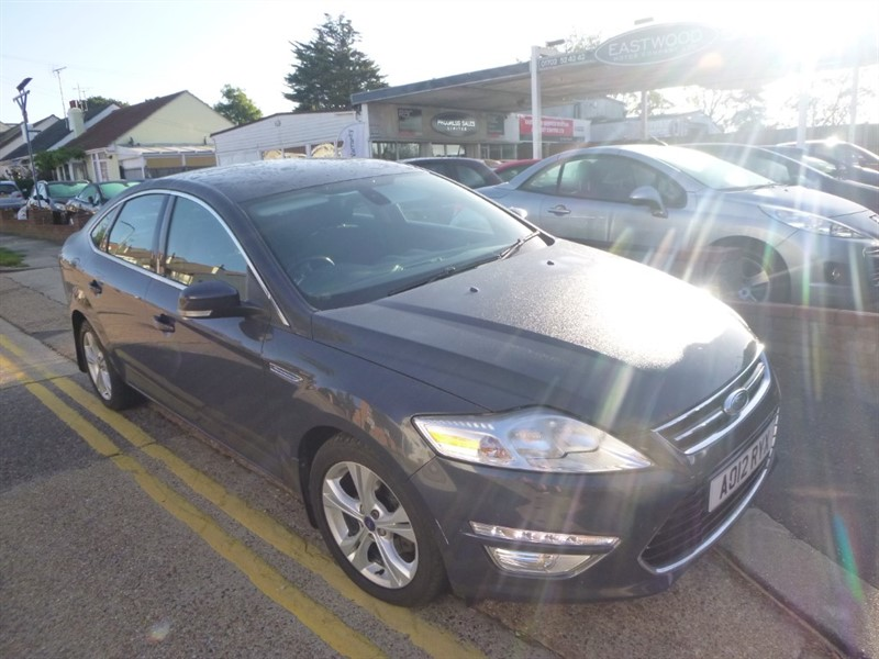 used Ford Mondeo TITANIUM TDCI in Essex