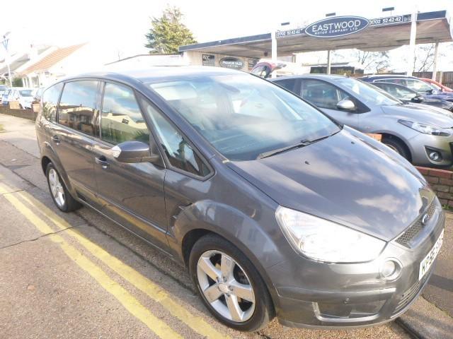 used Ford S-Max TITANIUM TDCI in Essex
