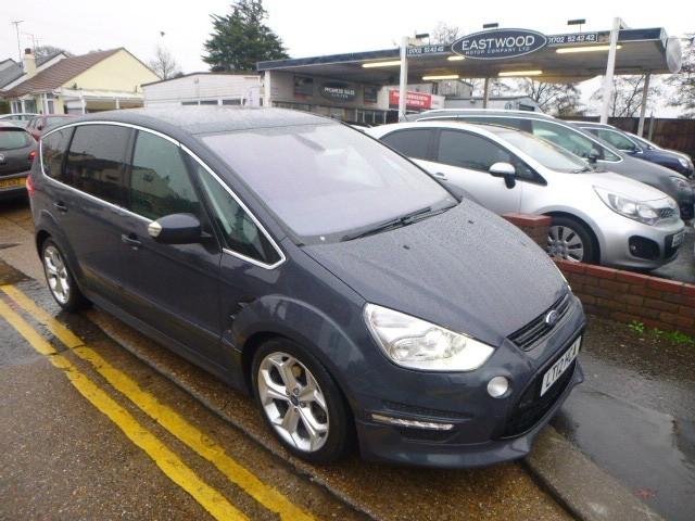used Ford S-Max TITANIUM X SPORT TDCI in Essex
