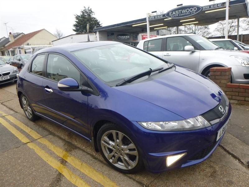 used Honda Civic I-CTDI SI-T in Essex