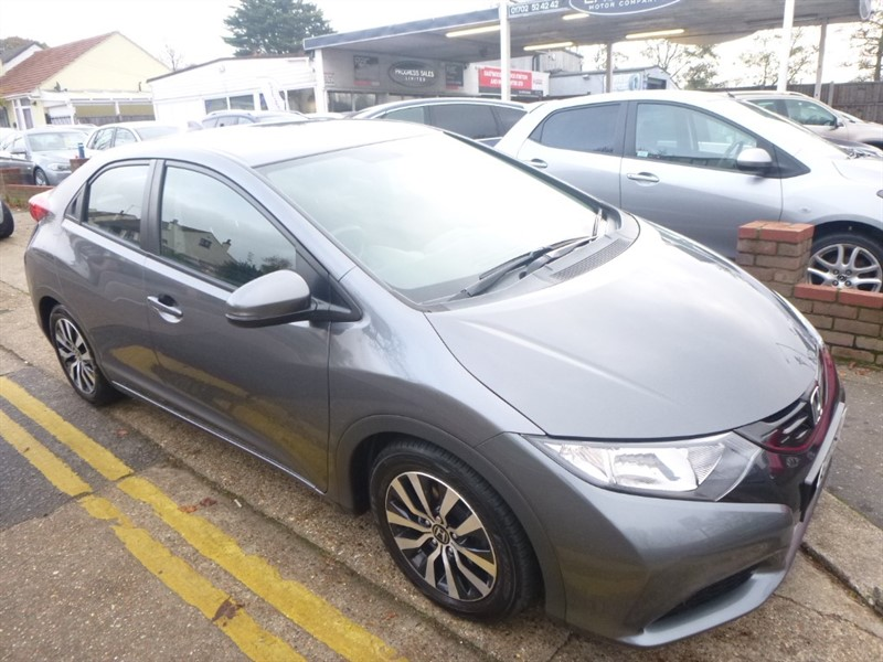 used Honda Civic I-DTEC SE in Essex