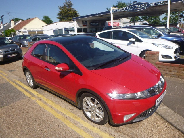 used Honda Civic I-VTEC EX GT in Essex